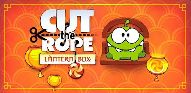 Joaca si tu Cut The Rope!