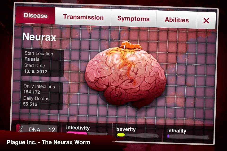 Joaca si tu Plague Inc, un joc foarte realist pentru Android.