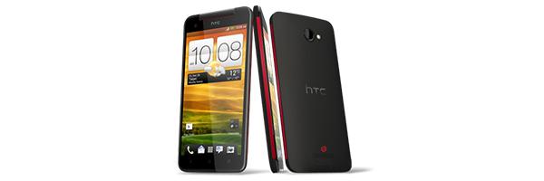 HTC Butterfly Negru