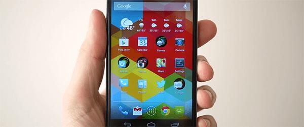 LG Nexus 4 - Display