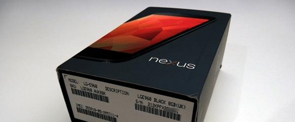 LG Nexus 4 - Cutie