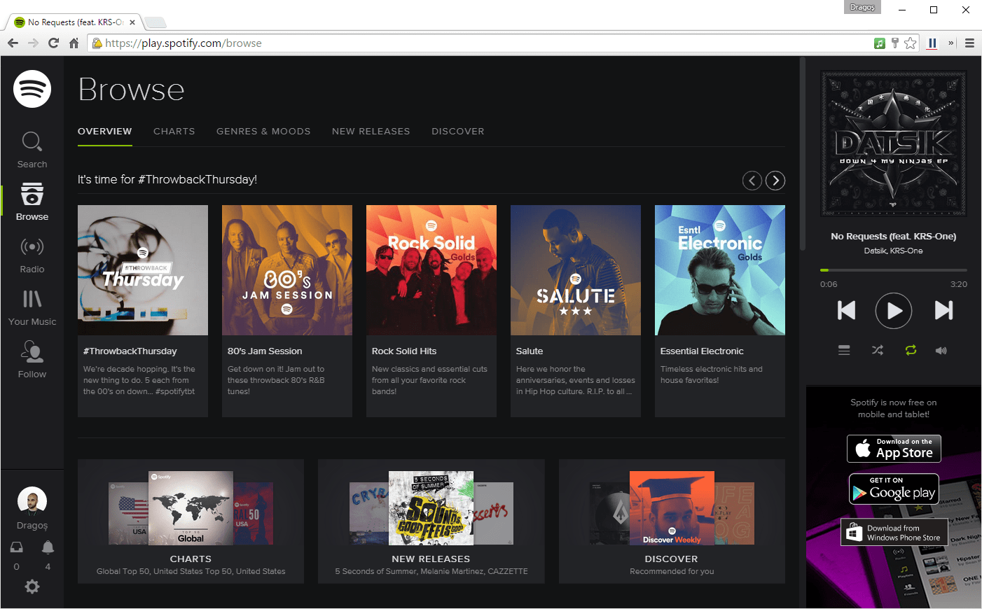 spotify-in-romania-web-player