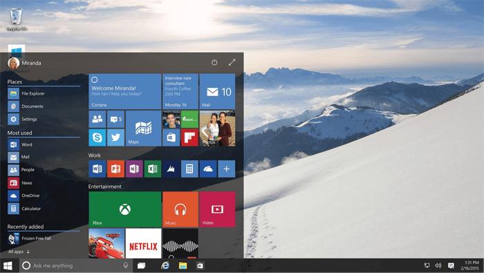 windows-10-menu
